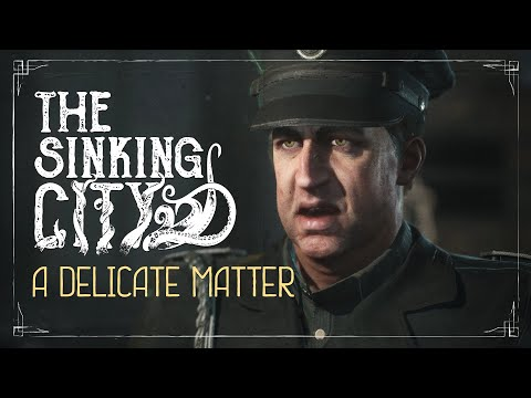 Новое видео игрового процесса The Sinking City и прохождение задания «Деликатное дело»