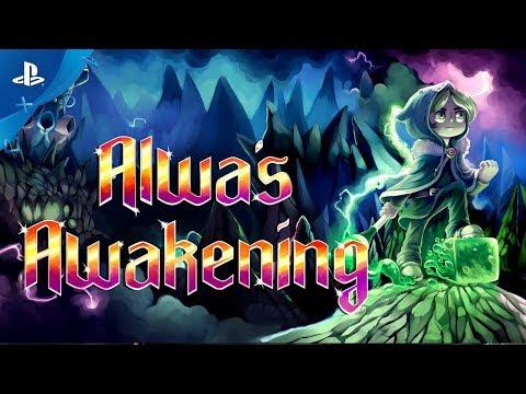 Ретро-метроидвания Alwa's Awakening пробудится 21 марта на PS4