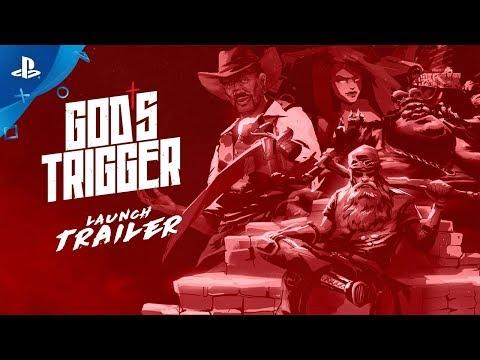 Релизный трейлер кооперативного экшена God's Trigger для PS4, XOne и PC