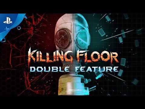 Сборник зомби-шутеров Killing Floor: Double Feature анонсирован для PS4