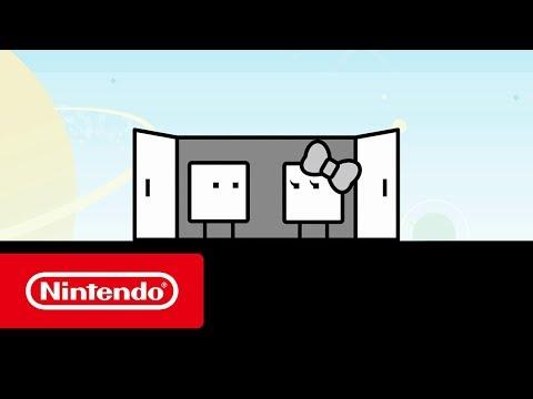 Состоялся релиз пазл-платформера BOXBOY! + BOXGIRL! для Switch. Свежий трейлер «Знакомьтесь с Кьюди»