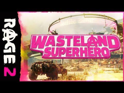 Новый трейлер RAGE 2 – супергерой Пустошей спешит на помощь!