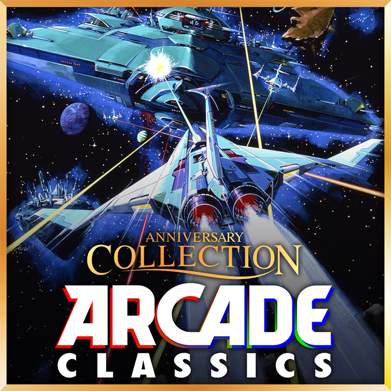Движки и кнут ностальгии: Обзор Anniversary Collection Arcade Classics
