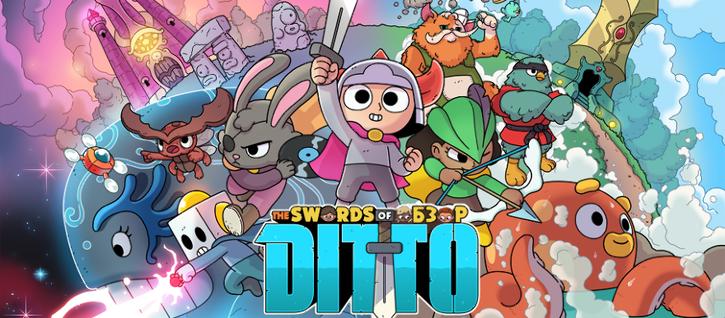 Встречаем расширенную версию The Swords of Ditto: Mormo's Curse!