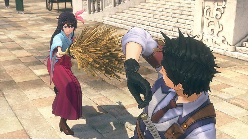 Новые подробности New Sakura Wars и базовая информация о персонажах