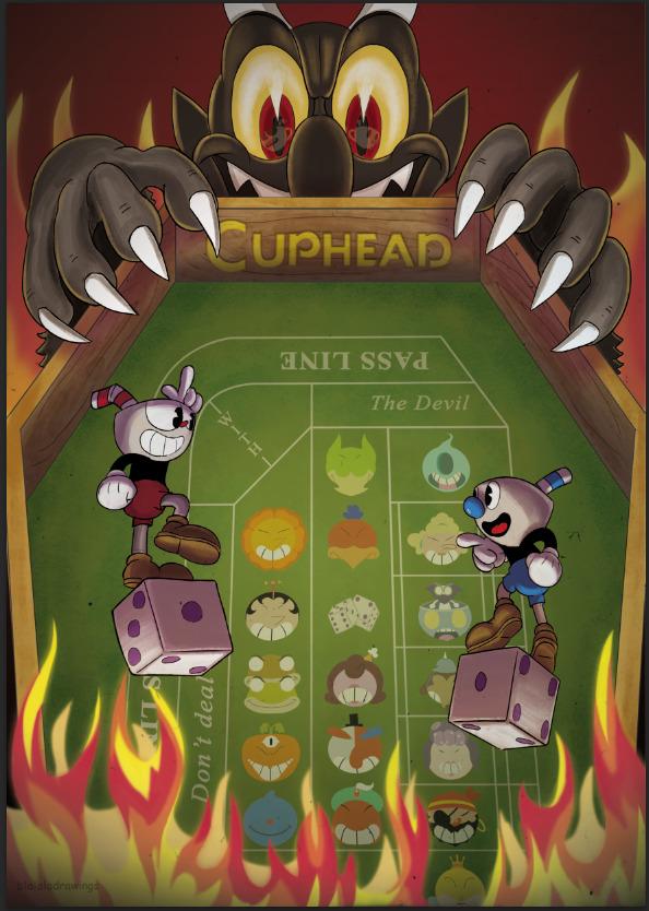 Cuphead: чашка историй, кружка вдохновения и кубок отсылок