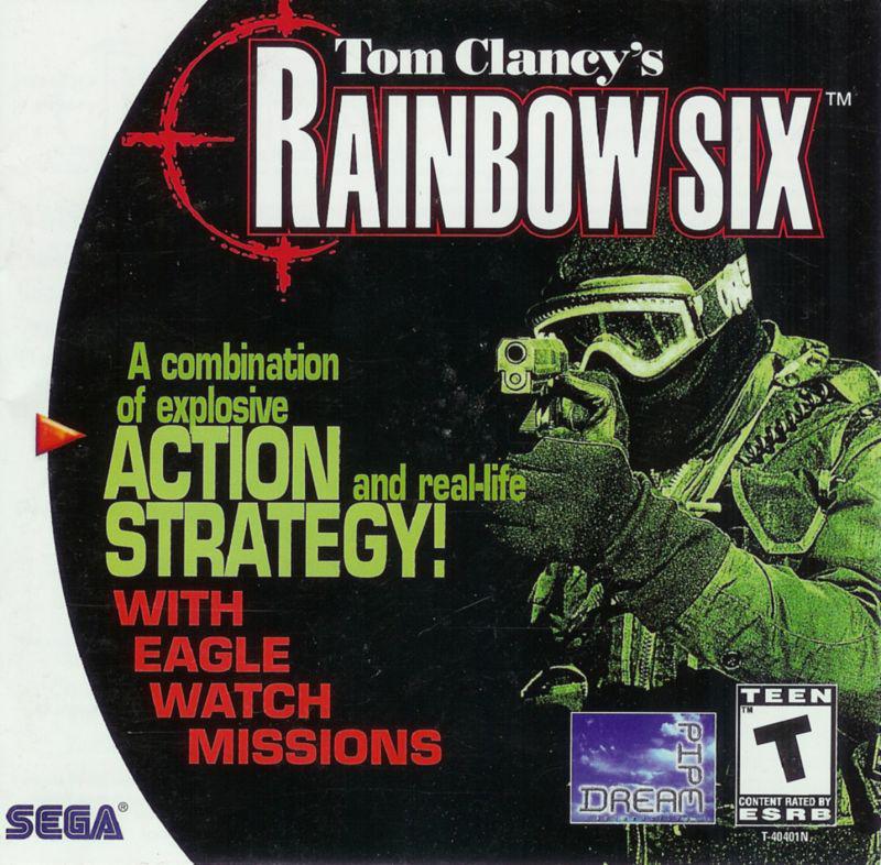 [Игровое эхо] 9 мая 2000 года — выход Tom Clancy's Rainbow Six для SEGA Dreamcast
