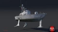 Японский флот идёт в War Thunder
