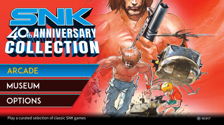 Обзор SNK 40th Anniversary Collection