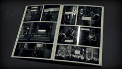 Прогуляйтесь по страницам интерактивного и мрачного графического романа Liberated